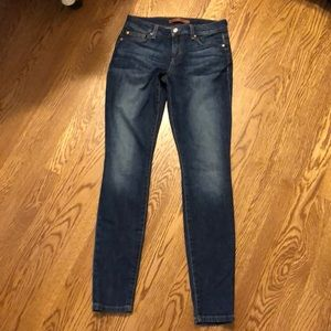 Joe's Jeans flawless the icon mid rise skinny sz25